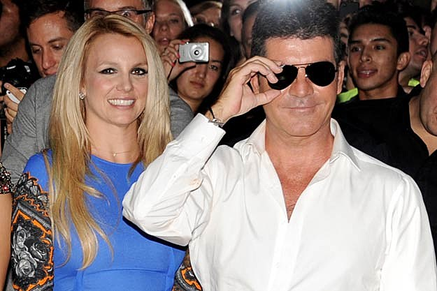 Britney Spears + Simon Cowell Reveal Quirks on 'Tonight Show'