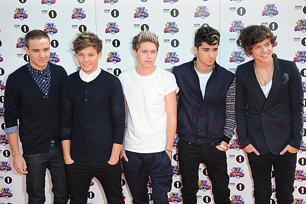 One Direction Teen Awards