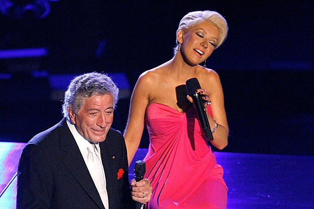 Tony Bennett Christina Aguilera