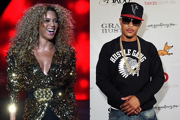 Beyonce T.I.