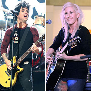 Green Day Ellie Goulding