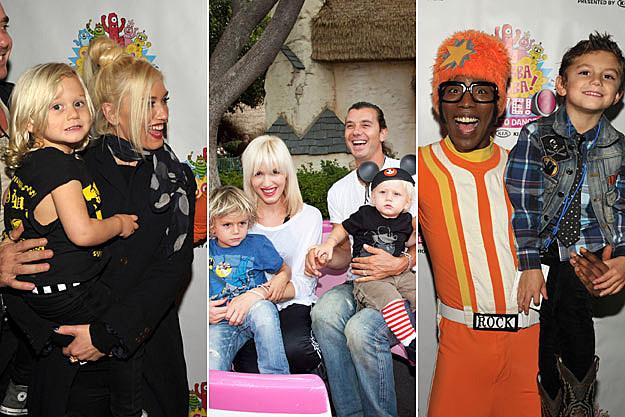 Zuma Gwen Stefani Gavin Rossdale Kingston