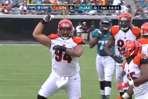 NFL Gangnam Style