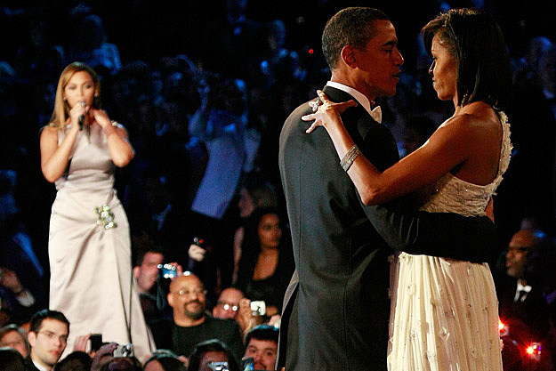 Beyonce President Obama First Lady Michelle Obama