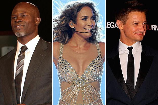 Djimon Hounsou Jennifer Lopez Jeremy Renner
