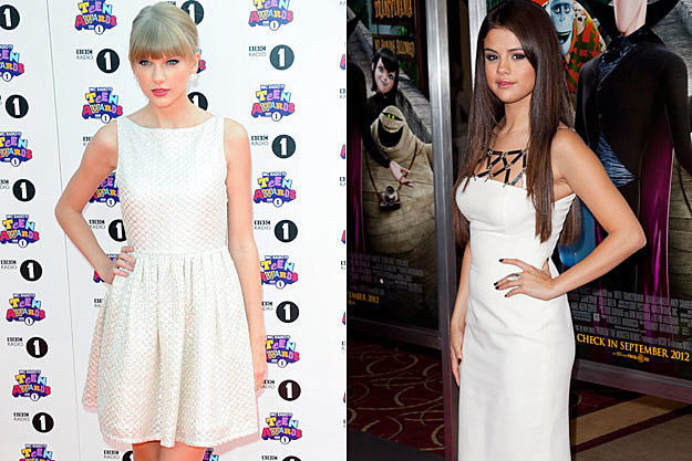 Taylor Swift Selena Gomez