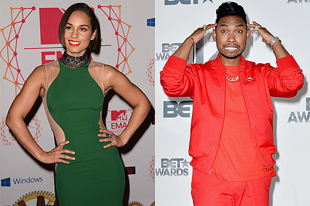 Alicia Keys, Miguel