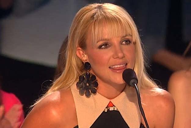 BritneySpearsXFactor
