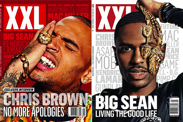 Chris Brown Big Sean XXL