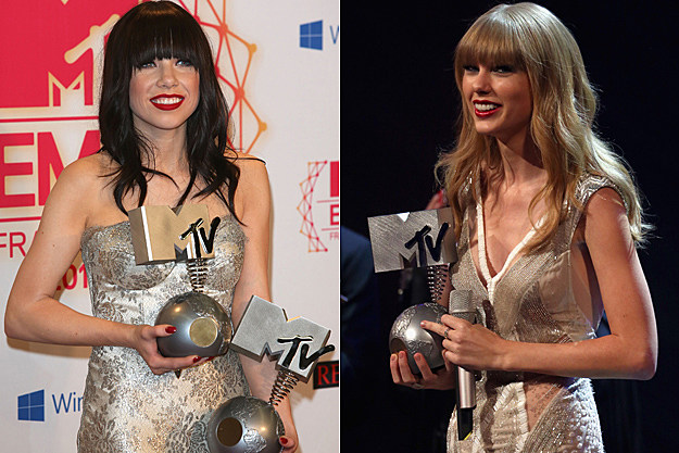 Carly Rae Jepsen Taylor Swift