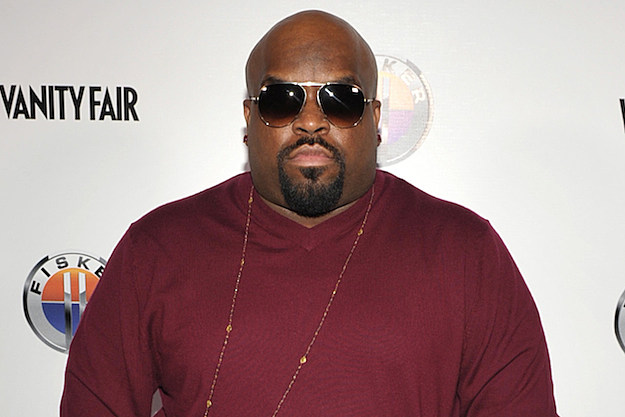 The 43-year old son of father (?) and mother Sheila J. Tyler-Callaway, 169 cm tall CeeLo Green in 2017 photo