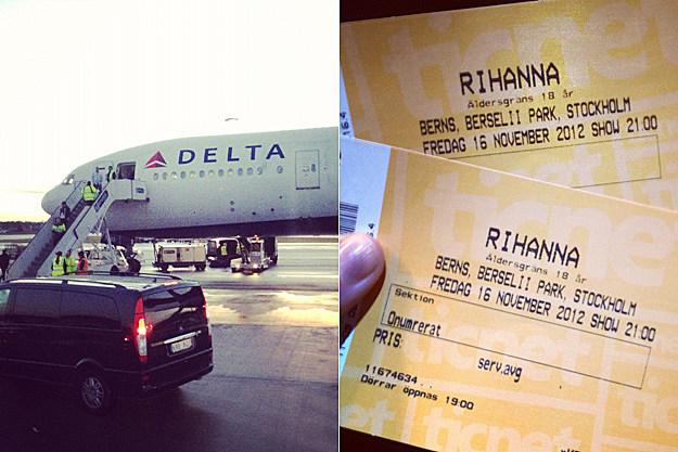 Delta 777 Tickets