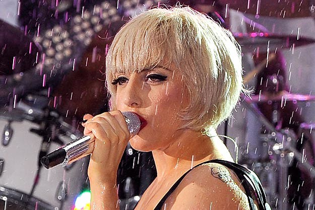 Lady Gaga Shares Pre-Fame 'No Floods' Demo as Tribute to Hurricane Sandy Victims