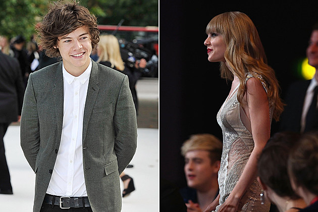 Harry Styles One Direction Taylor Swift