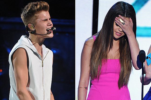 Justin Bieber Selena Gomez breakup