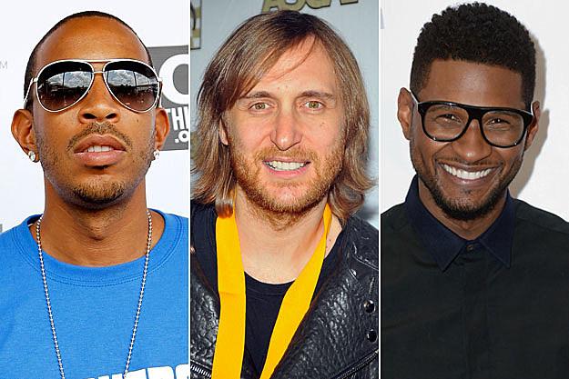 Ludacris David Guetta Usher