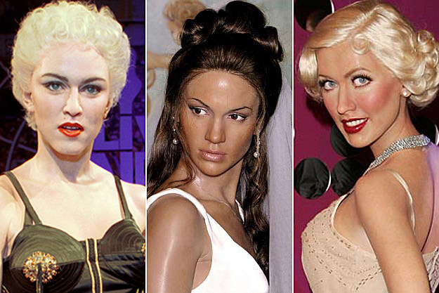 10 Biggest Celebrity Wax Figure Fails
