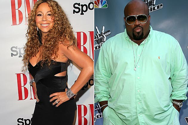Mariah Carey + Cee Lo Green Confirmed for 'Christmas in Rockefeller Center' Performances