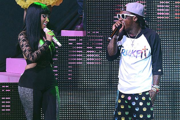 Nicki Minaj Lil Wayne