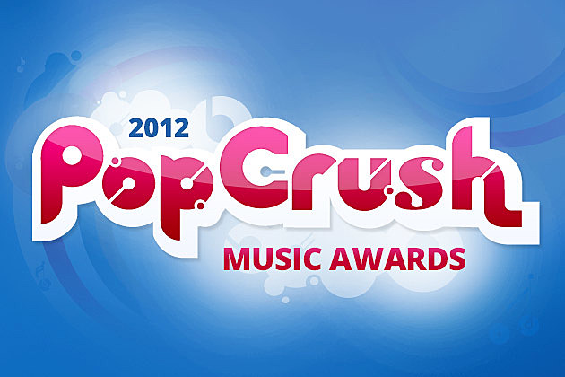 Artist of the Year – 2012 PopCrush Music Awards