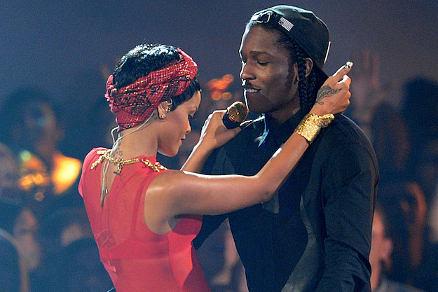 Rihanna A$AP Rocky