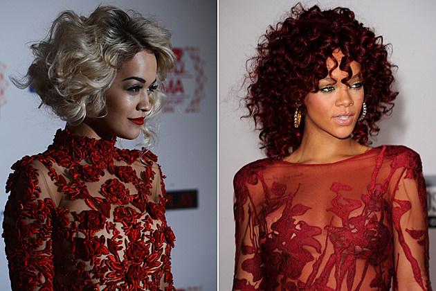 Rita Ora Rihanna