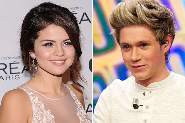 Is Niall Horan of One Direction Crushing on Selena Gomez?