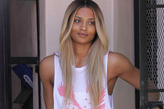 Ciara Without Makeup