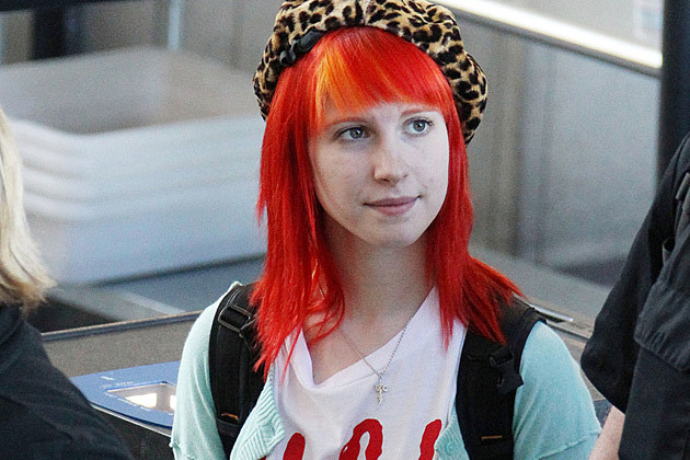 Hayley Williams Without Makeup