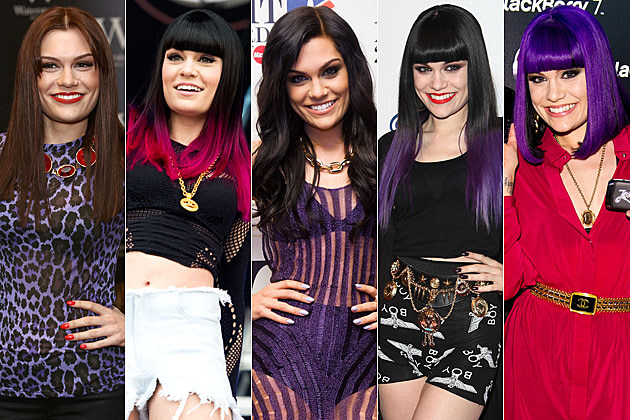 Favorite Jessie J Hair Color – Readers Poll