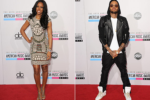 Kelly Rowland Chris Brown