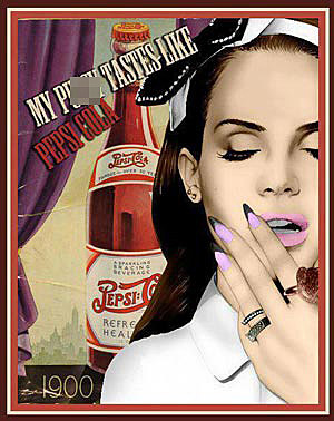 Lana Del Rey to Release Suggestive 'Cola' as Her Next Single