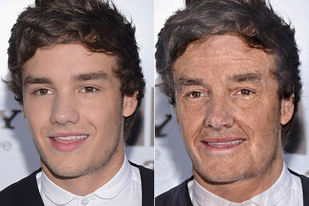Liam Payne One Direction Old