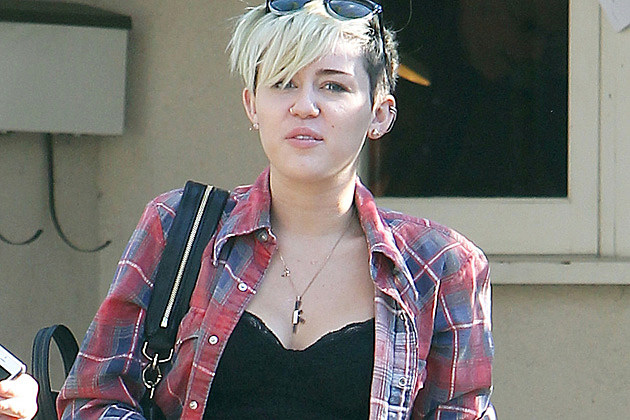 Miley Cyrus Without Makeup