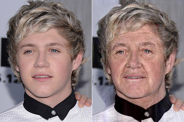Niall Horan One Direction Old