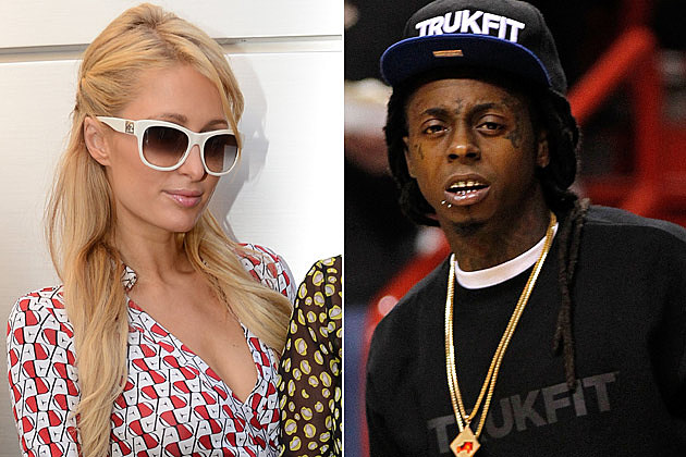 Paris Hilton Lil Wayne