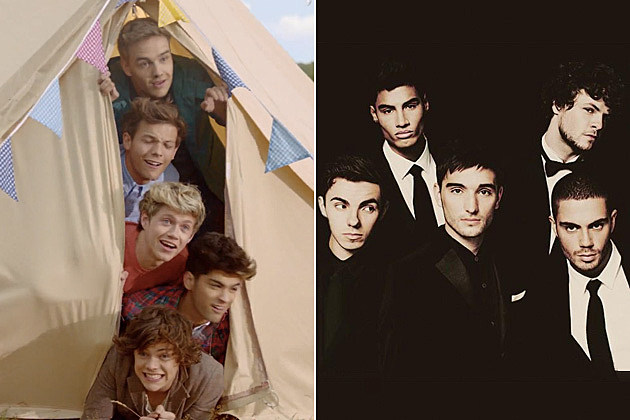 One Direction The Wanted