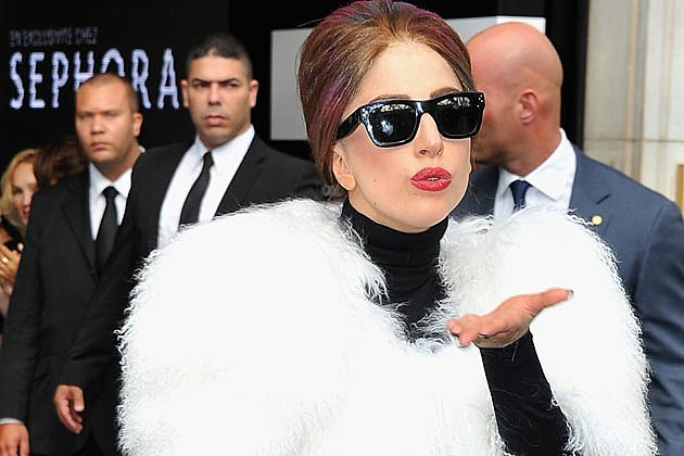 Furgate 2.0: PETA Attacks Lady Gaga Over Fur Purchases in Russia