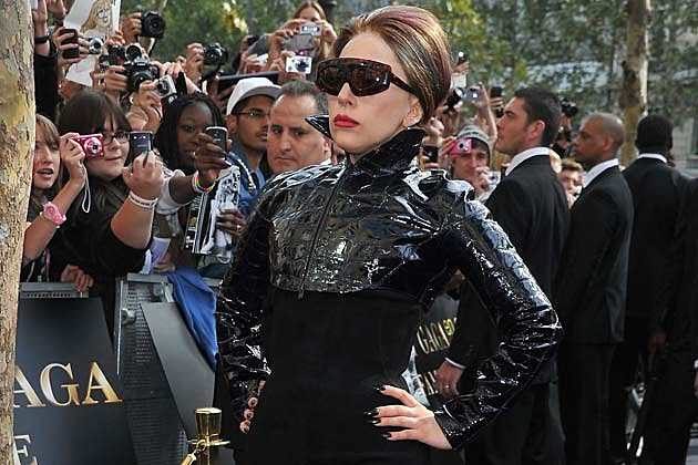 Lady Gaga Being Sued in Russia for Promoting Gay Rights