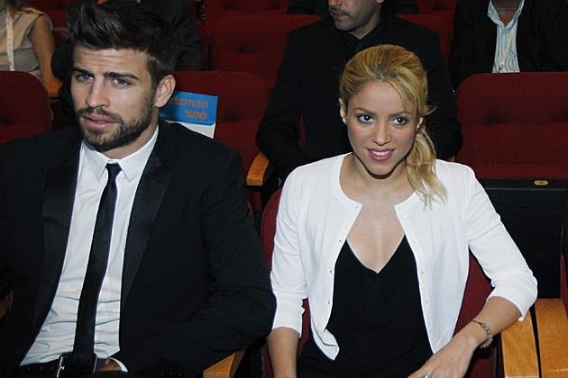 Gerard Shakira