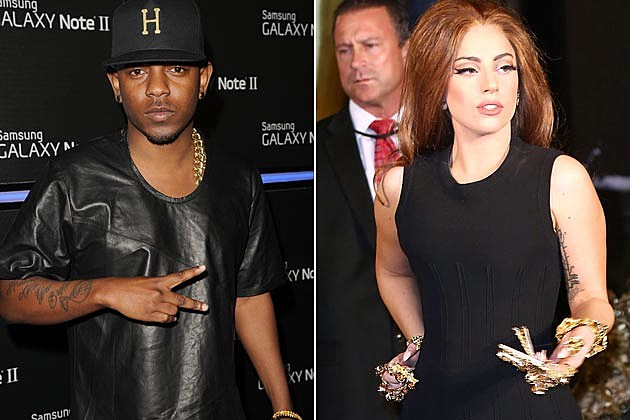 Kendrick Lamar on Lady Gaga: She Has a Genius Mind + Is a Beautiful Person