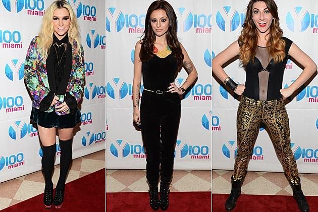 Kesha Cher Lloyd Amy Heidemann