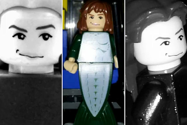 See Videos of Beyonce, Lady Gaga, Mariah Carey + More in Lego Form
