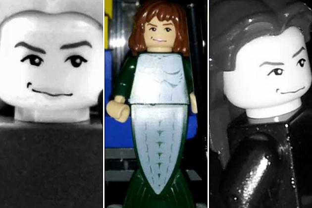 Lego Beyonce, Lego Lady Gaga, Lego Mariah Carey