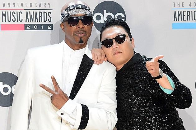 MC Hammer Psy