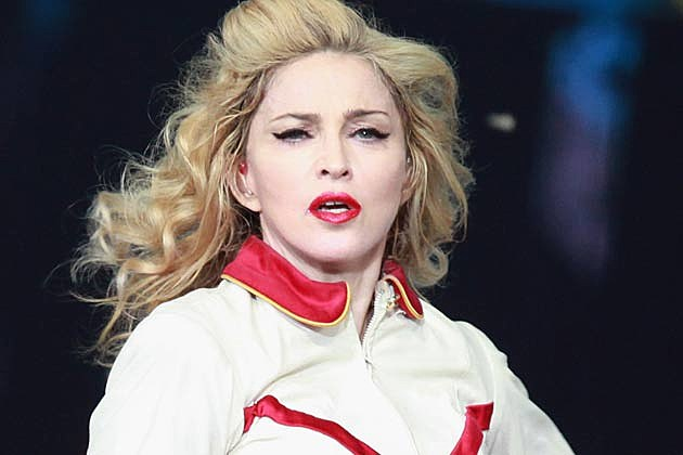 Madonna Threatens to Cancel Show Due to Fans Smoking