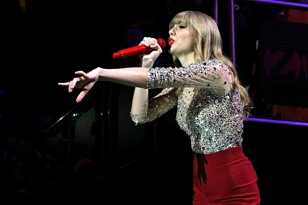 Taylor Swift Is Back in the Studio After Breaking Up With Harry Styles of One Direction