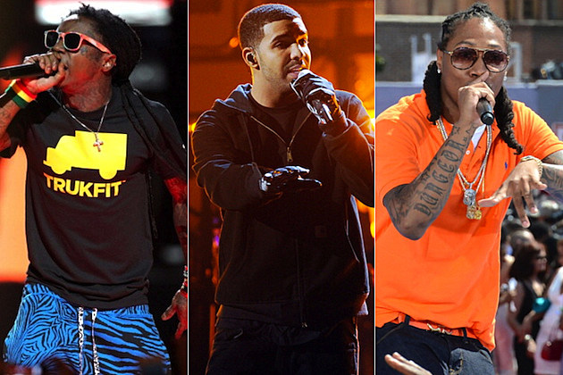 Lil Wayne Releases New Track 'Good Kush & Alcohol (B—-es Love Me)' Featuring Drake and Future