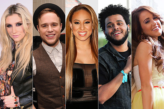 About to Pop: Kesha, Olly Murs + More Singles