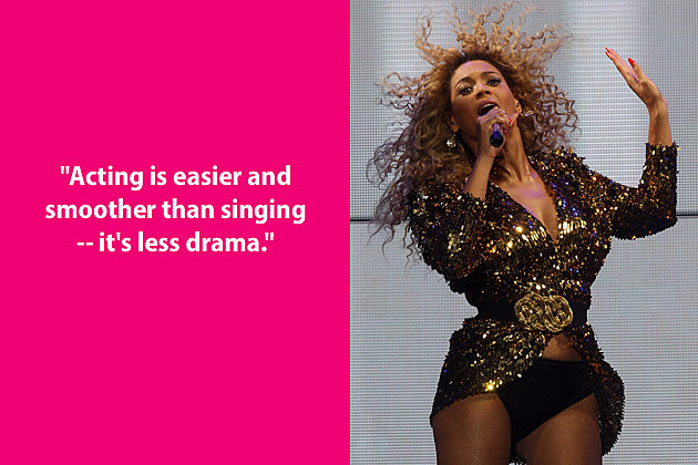 Beyonce Dumb Quote